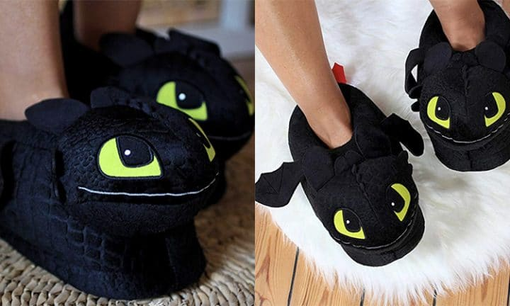 chaussons krokmou
