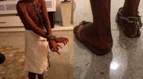 costume esclave raciste brésil
