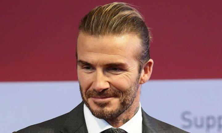 David Beckham : cette photo avec sa fille qui fait scandale