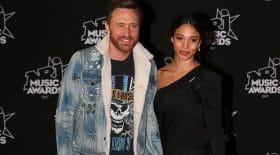 David Guetta complice avec sa compagne à Miami