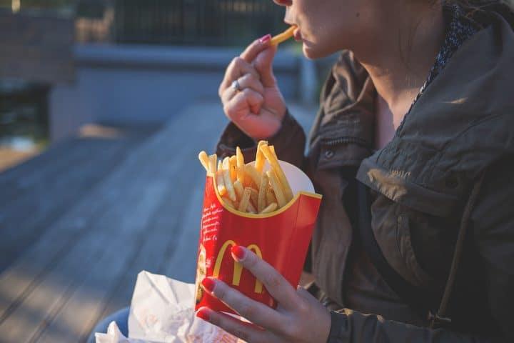frites mcdonalds