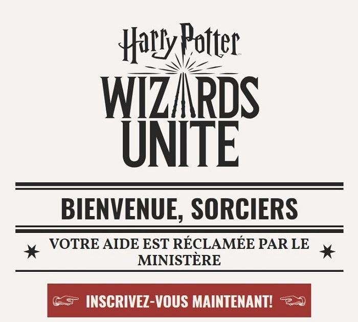 Le jeu Harry Potter de Niantic repoussé à 2019
