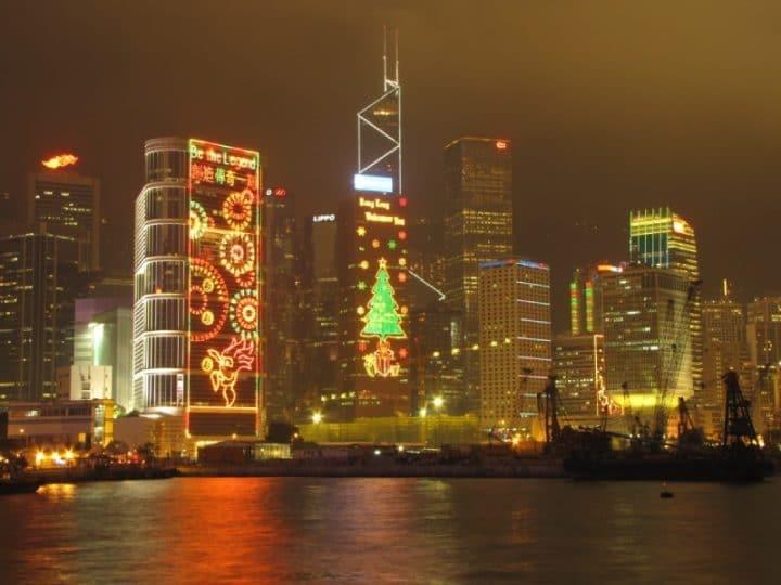 Hong Kong Noël