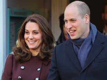 William s'est pris un rateau par Kate Middleton