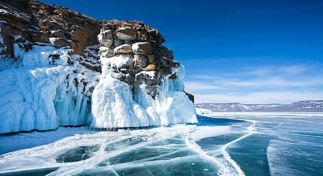 lac sibérie