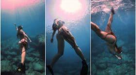 nageuse-poulpe-petite-sirène-vidéo
