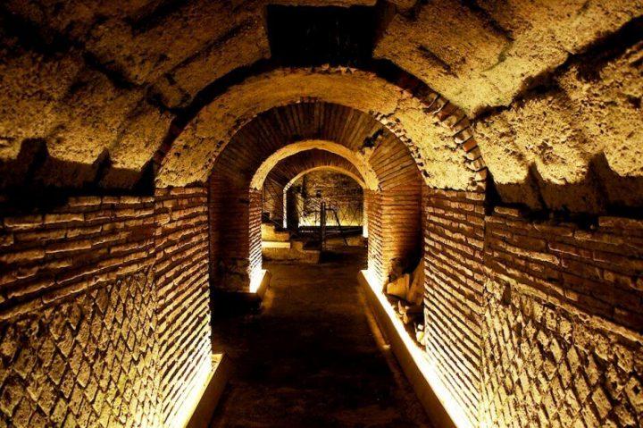 souterrain naples