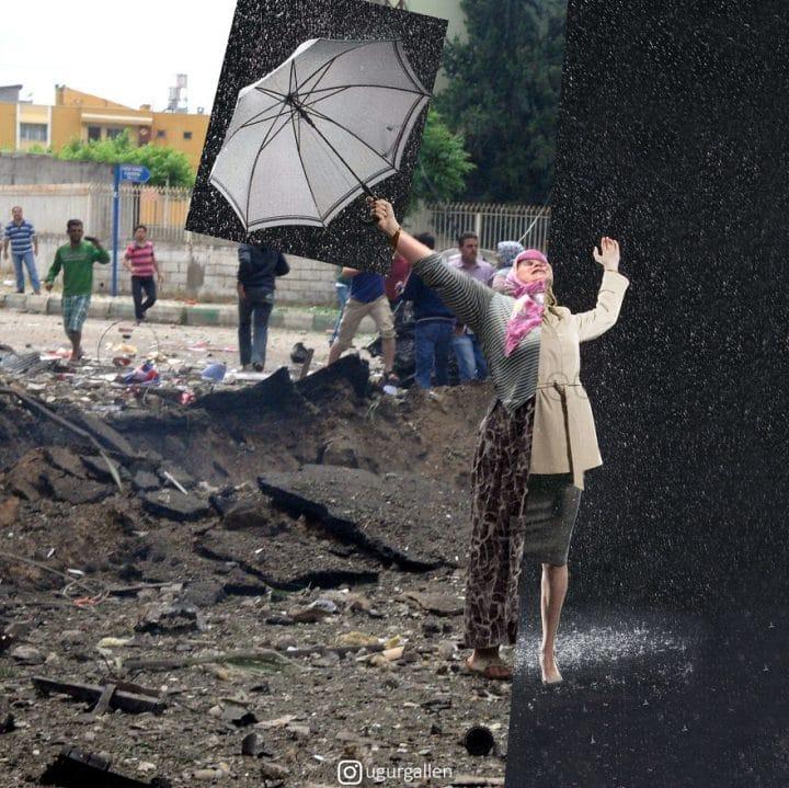 Parapluie dpum