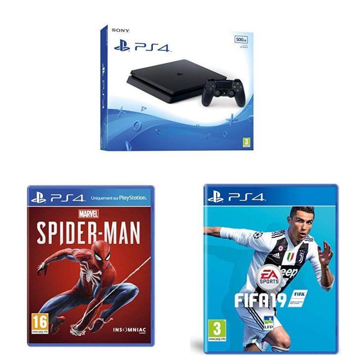 ps4 spiderman fifa