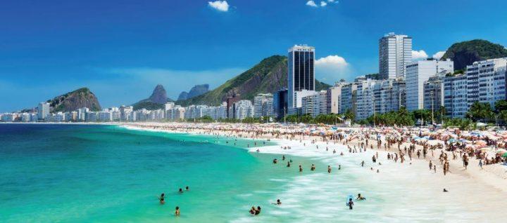 Rio plage