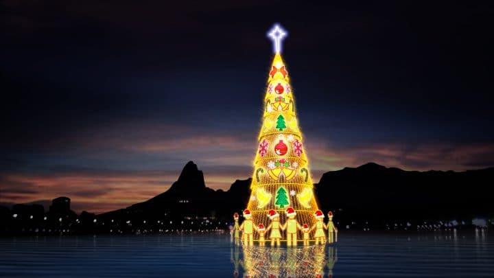 Rio de Janeiro sapin