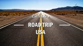 roadtrip USA