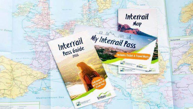 interrail europe