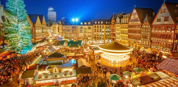 Strasbourg marché
