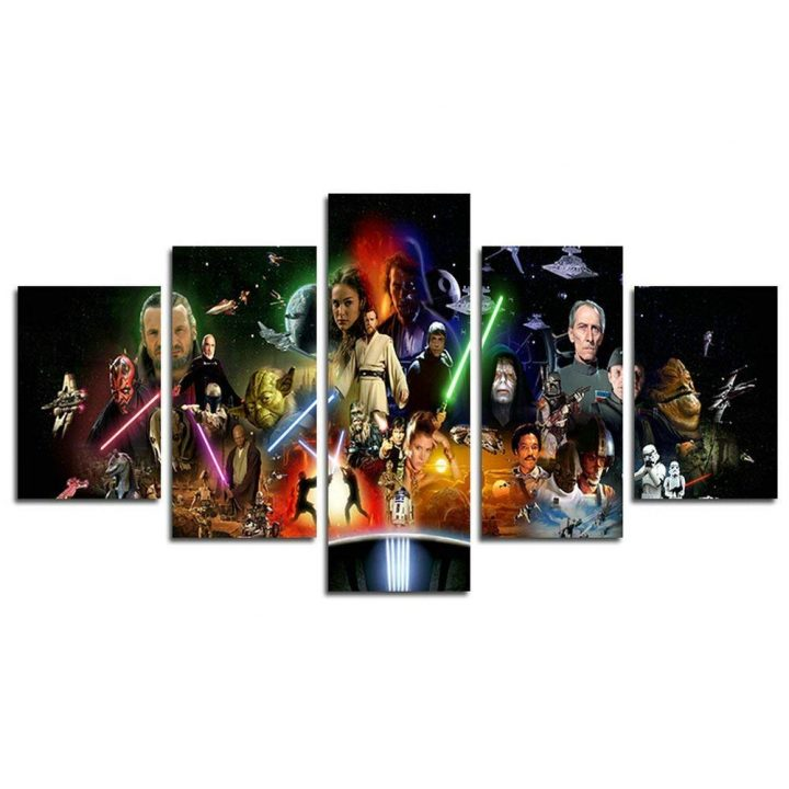 tableau star wars