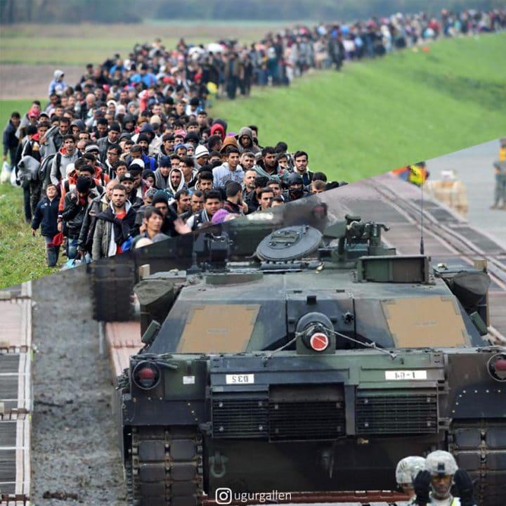 Tank exode dpum