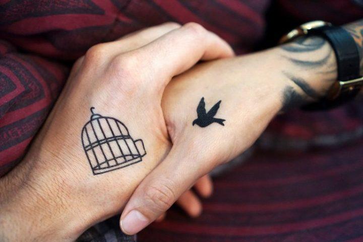 Les 20 Plus Beaux Tatouages En Commun à Faire Avec Sa