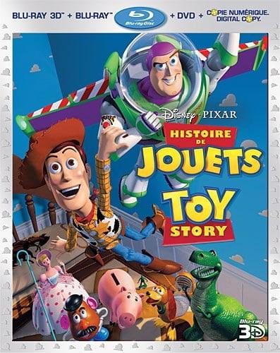 pochette toy story