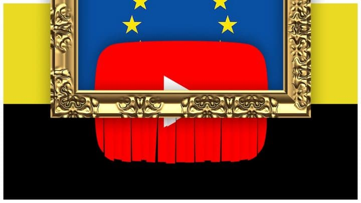 Youtube out Europe