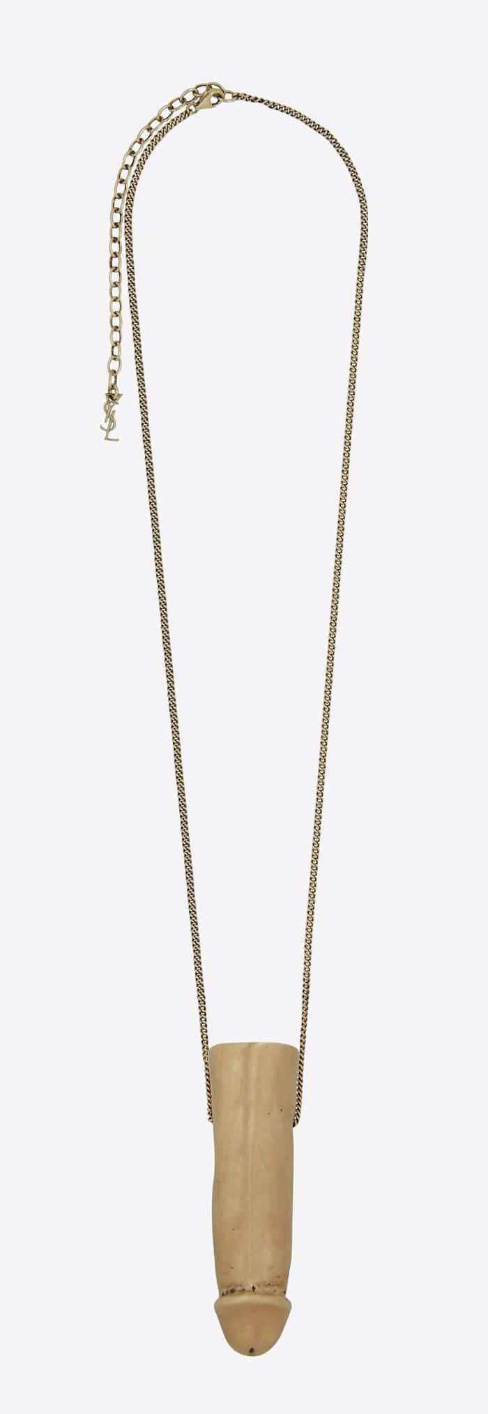 économies fantastiques économies fantastiques conception adroite Classe ! Yves Saint Laurent crée des bijoux en forme de....pénis