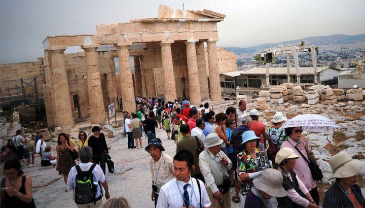 Acropole Athènes réalité