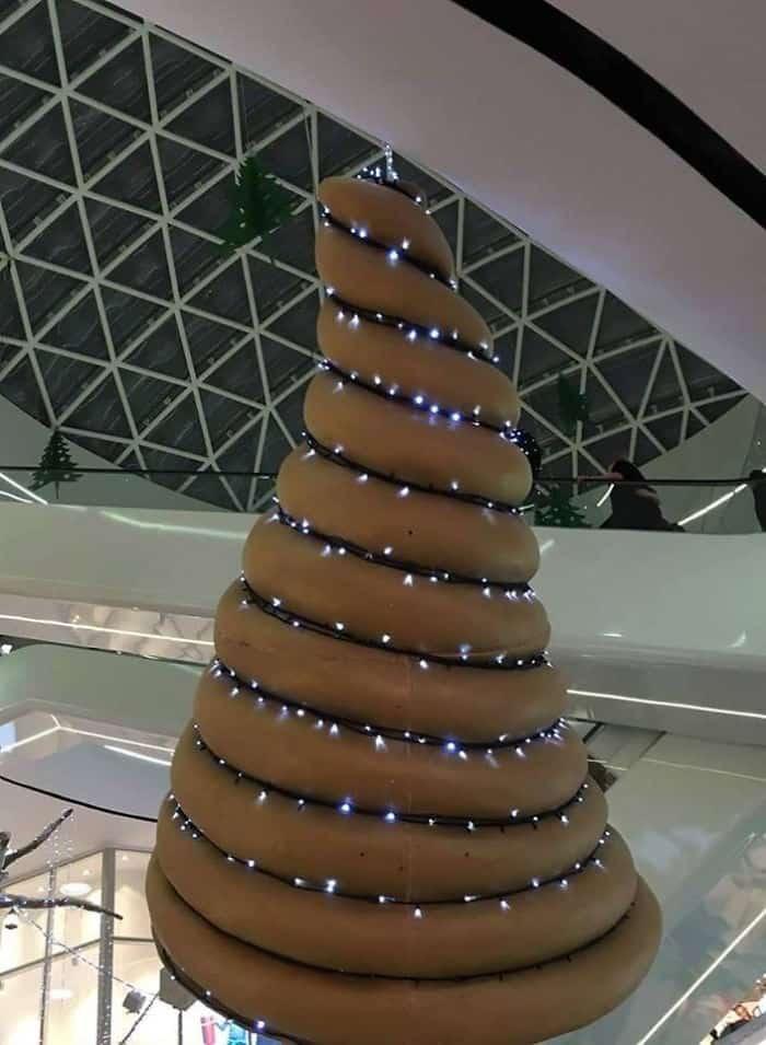 arbre-de-Noël-caca