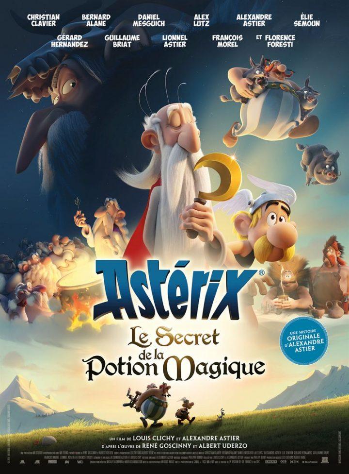 Affiche Astérix