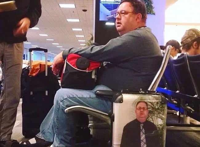 bagage personnalisé