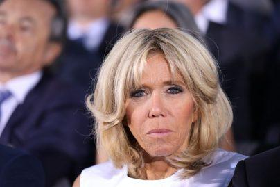 Brigitte Macron n'a pas le moral
