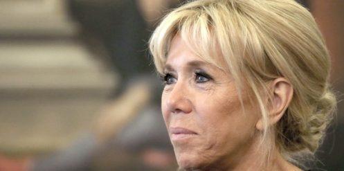 Brigitte Macron critiquée par les Gilets Jaunes