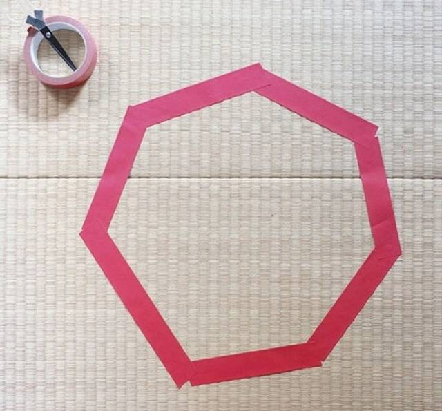 Cercle rose