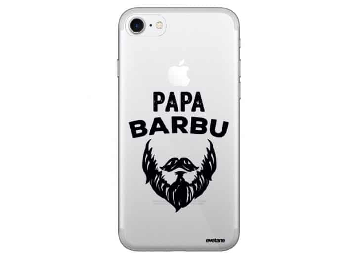 coque papa barbu