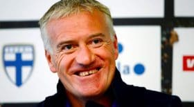 Dents Didier deschamps