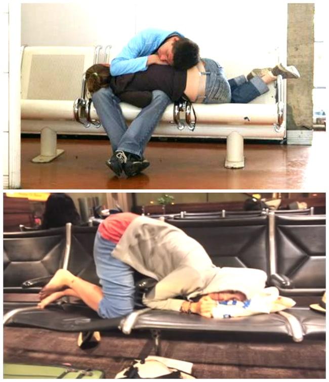 nouvelles positions pour dormir