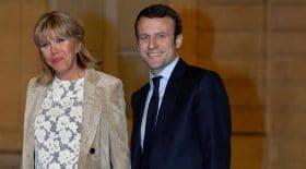 Un baiser immortalisé entre Emmanuel Macron et Brigitte durant un voyage en Amérique Latine