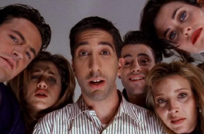 Friends-série-Netflix-diffusion