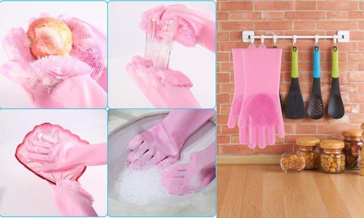 gants magiques