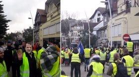 gilets-jaunes-macron-touquet-manifestants