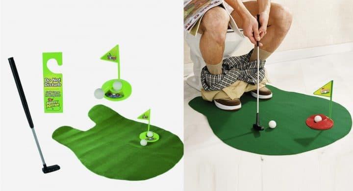 Golf pour WC