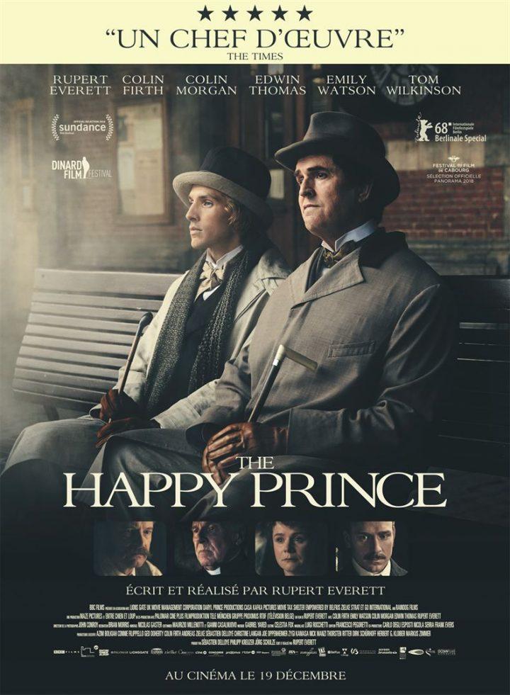 Affiche happy prince