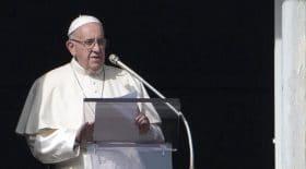 homosexualité pape françois
