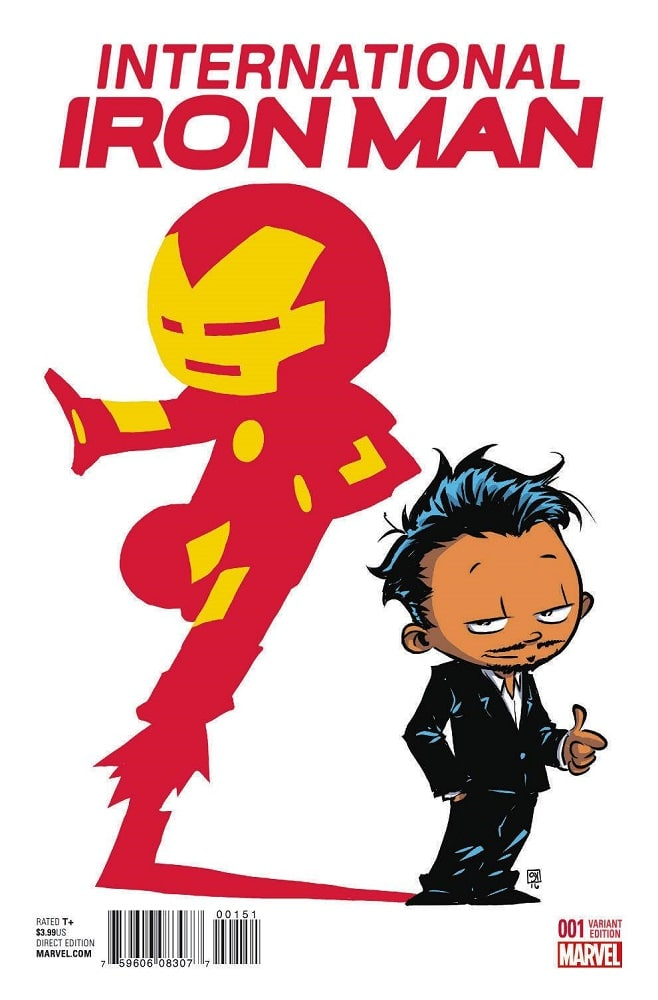 Tony Stark et Iron Man