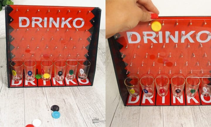 jeu drinko
