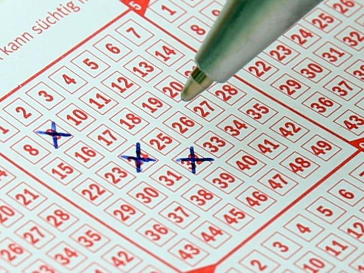 Un gagnant malchanceux à la loterie