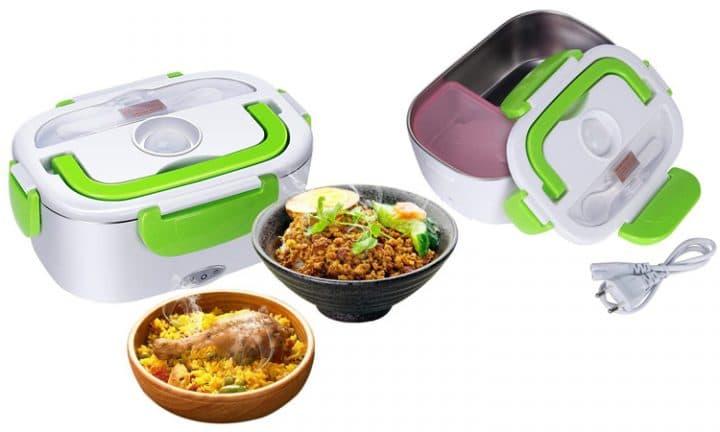 lunchbox chauffante