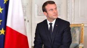 Macron marche