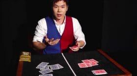 C'est le meilleur magicien du monde