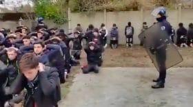 Arrestations musclées à Mantes la Jolie