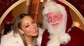 Mariah Carey bat record