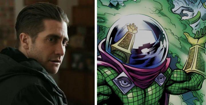 Jake Gyllenhaal est Mysterio